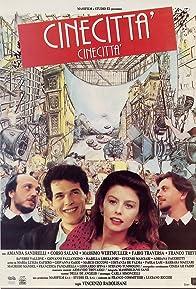 Primary photo for Cinecittà... Cinecittà