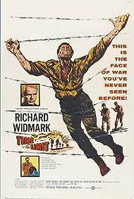 Richard Widmark in Time Limit (1957)
