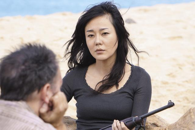 Yunjin Kim in Lost (2004)