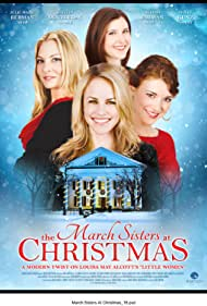 Julie Berman, Kaitlin Doubleday, Molly Kunz, and Melissa Farman in The March Sisters at Christmas (2012)