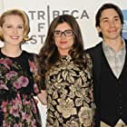 Kat Coiro, Justin Long, and Evan Rachel Wood at an event for A Case of You (2013)