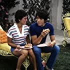 Scott Baio and Erin Moran in Joanie Loves Chachi (1982)