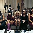 (l to r) Michole Briana White, Bai Ling, Paula Jai Parker, Savannah Haske, Sarita Choudhury