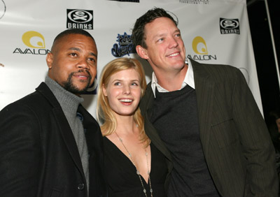 Cuba Gooding Jr., Matthew Lillard, and Jud Tylor at an event for What Love Is (2007)