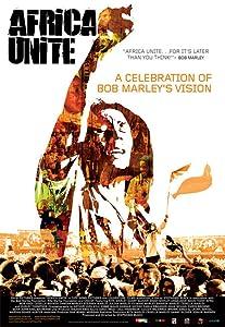 Amazon downloadable movie Africa Unite: A Celebration of Bob Marley's 60th Birthday [Mpeg]