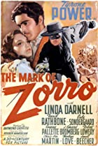 The Mark of Zorro (1940) Poster