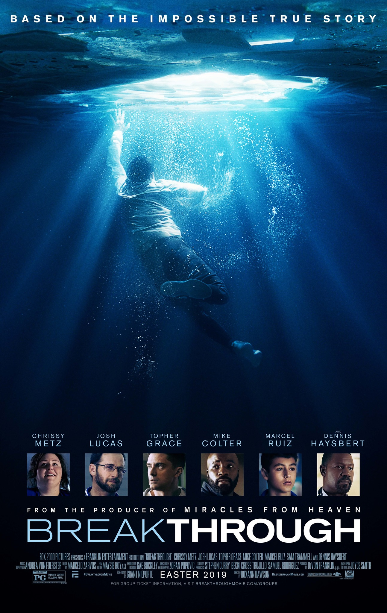 Breakthrough (2019) - IMDb