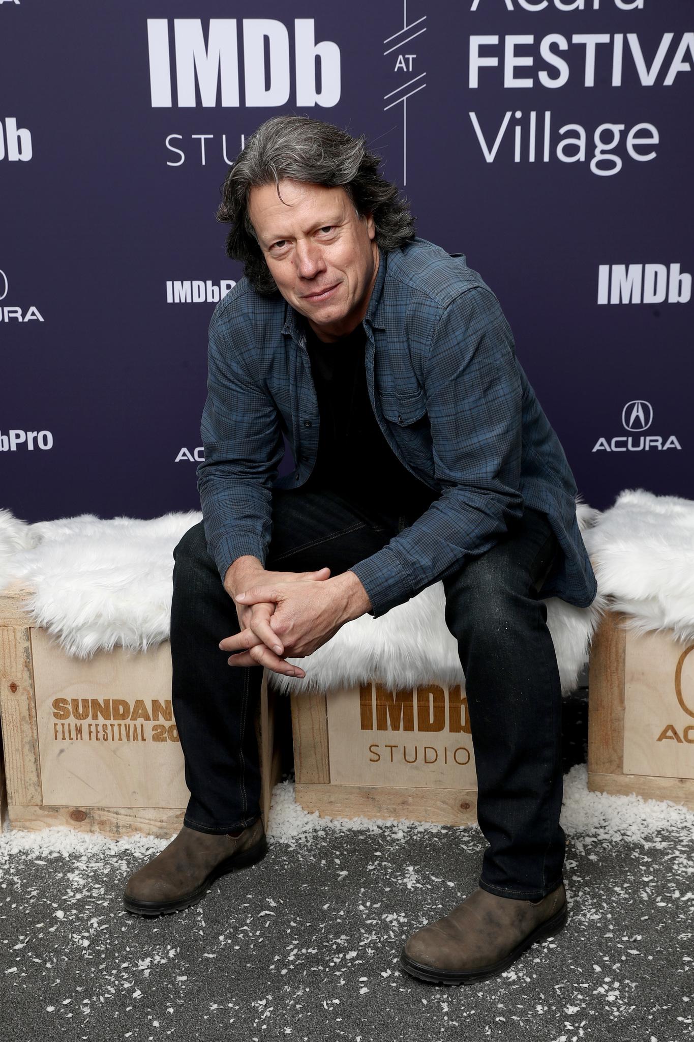 Gavin Hood at an event for The IMDb Studio at Sundance (2015)
