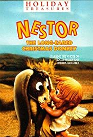 Nestor, the Long-Eared Christmas Donkey Poster
