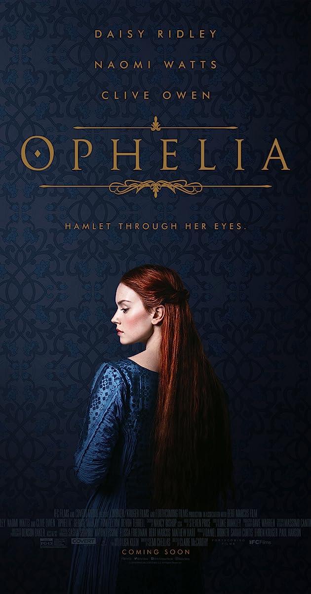 Subtitle of Ophelia