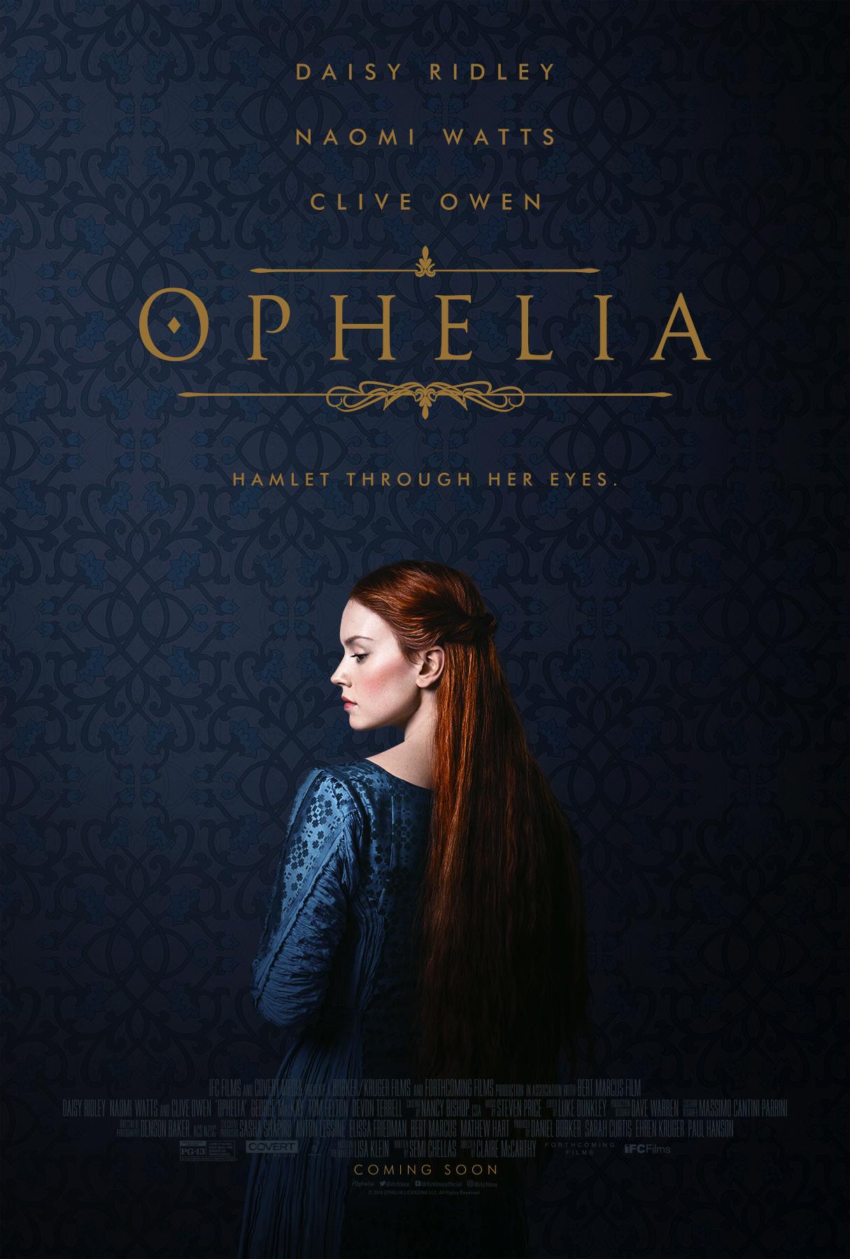 Ophelia (2018) WEBRip 720p & 1080p