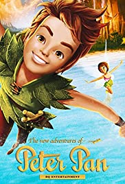DQE's Peter Pan: The New Adventures Poster