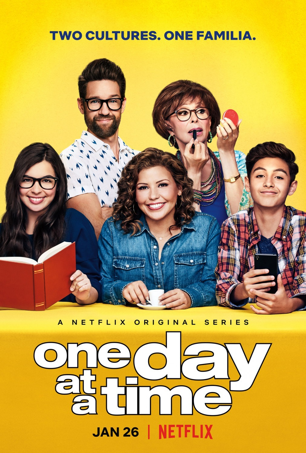 DIENA PO DIENOS (4 sezonas) / ONE DAY AT A TIME