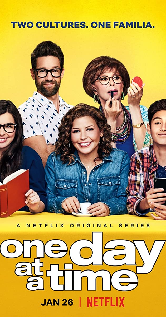 One Day At A Time Tv Series 2017 Full Cast Crew Imdb