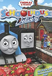 Thomas and Friends: Schoolhouse Delivery Poster