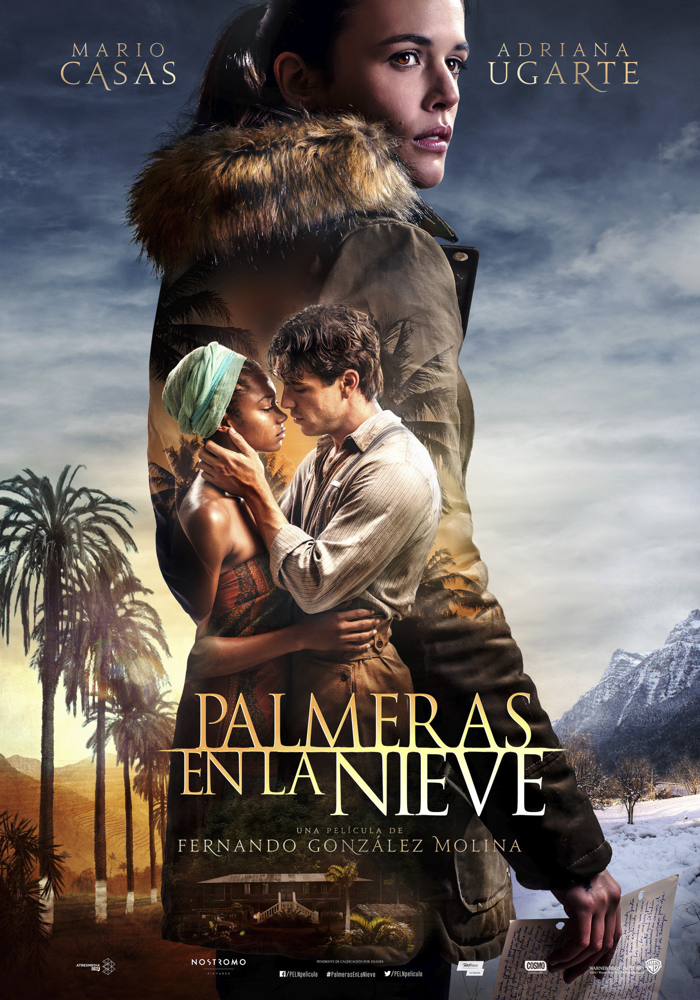Palm Trees in the Snow: The 15 Best Spanish Movies on Netflix in Spain