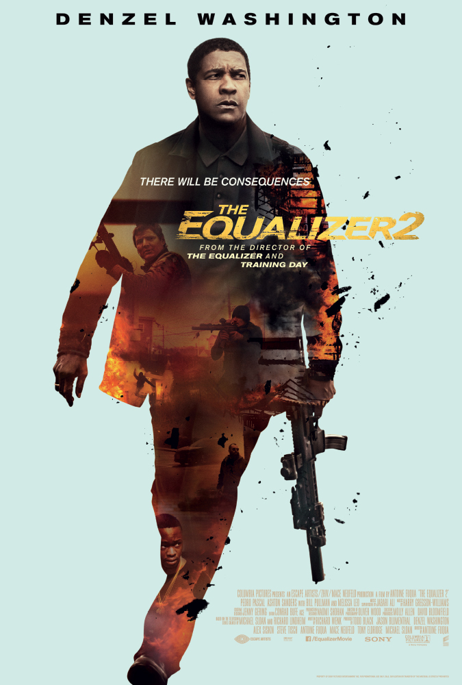 The Equalizer 2 (2018) ORG Dual Audio Hindi BluRay 480p ESubs