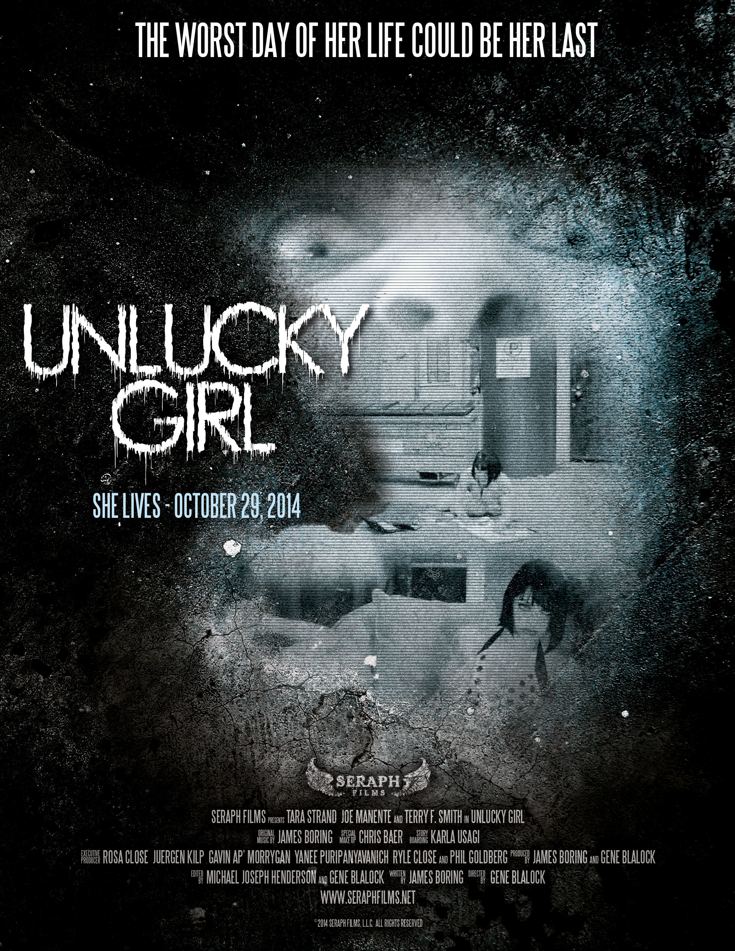Unlucky Girl 2014 Imdb