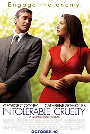 Intolerable Cruelty Poster Image