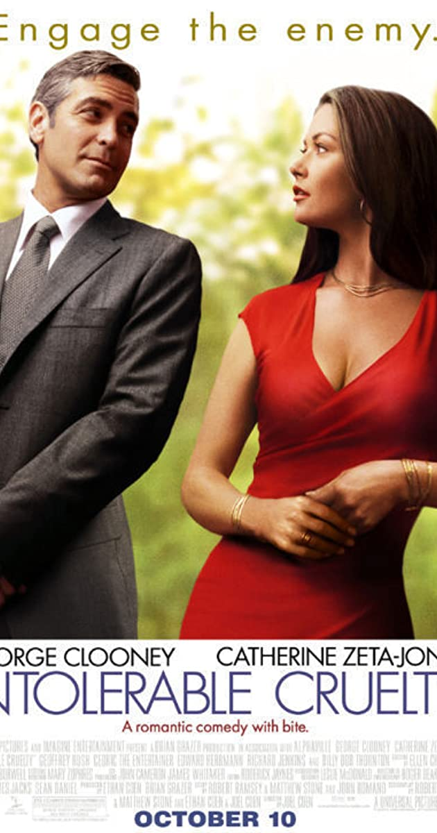 Watch Full HD Movie Intolerable Cruelty (2003)
