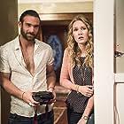 Tori Anderson and Joshua Sasse in No Tomorrow (2016)