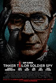 Gary Oldman in Tinker Tailor Soldier Spy (2011)