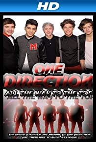 Primary photo for One Direction: All the Way to the Top