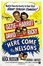 Here Come the Nelsons (1952) Poster
