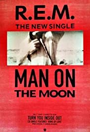 R.E.M.: Man on the Moon Poster