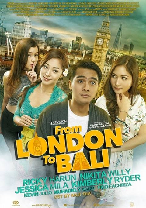 From London to Bali (2017) HD Download