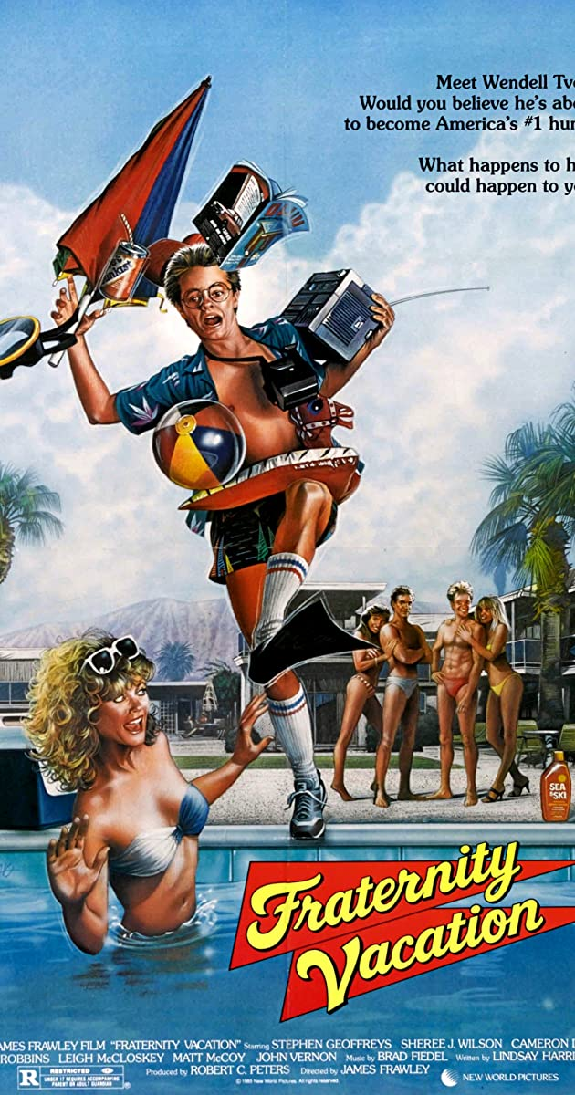 Watch Full HD Movie Fraternity Vacation (1985)