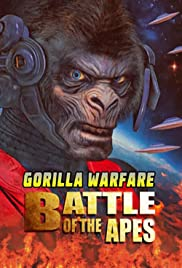 Gorilla Warfare: Battle of the Apes Poster
