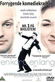 Troels Lyby, Mads Mikkelsen, and Charlotte Munck in En kort en lang (2001)