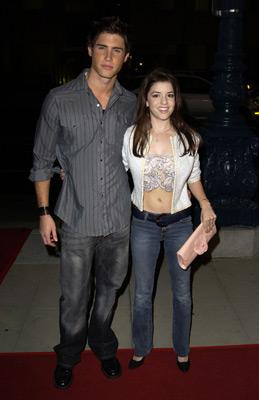 Masiela Lusha och Bryan Fisher dating