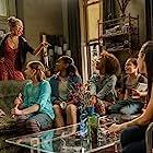 Cameron Diaz, Zoe Margaret Colletti, Nicolette Pierini, Amanda Troya, Quvenzhané Wallis, and Eden Duncan-Smith in Annie (2014)