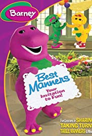 Barney: Best Manners - Invitation to Fun Poster