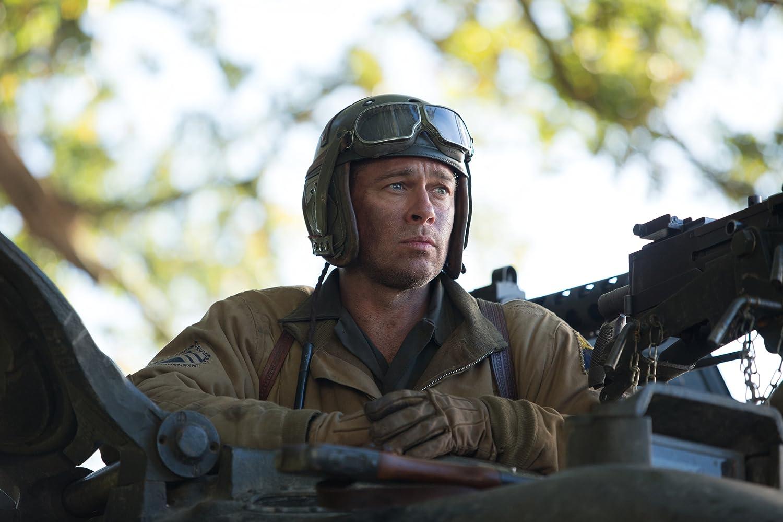 Brad Pitt in Fury (2014)