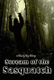 Scream of the Sasquatch Poster