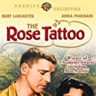 Burt Lancaster and Anna Magnani in The Rose Tattoo (1955)