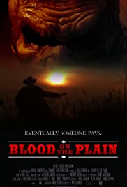 Blood on the Plain Poster