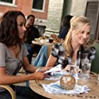 Kat Graham and Candice King in The Vampire Diaries (2009)