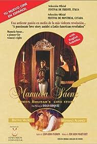 Manuela Sáenz Poster - Movie Forum, Cast, Reviews