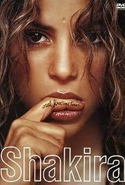 Shakira Oral Fixation Tour 2007 Poster