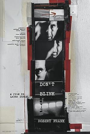 Where to stream Don't Blink - Robert Frank