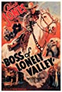 Boss of Lonely Valley (1937) Poster