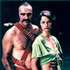 Sean Connery and Charlotte Rampling in Zardoz (1974)