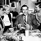 Left to Right: Martha Scott, Arlene Gray, Jeffery Lynn, Michael Chapin