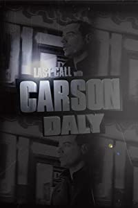 Web regarder des films Last Call with Carson Daly: Episode dated 27 November 2003 (2003) by Dave King [720p] [480x320]