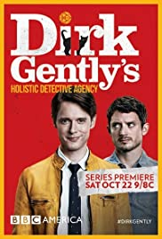 Dirk Gentlys Holistic Detective Agency Poster