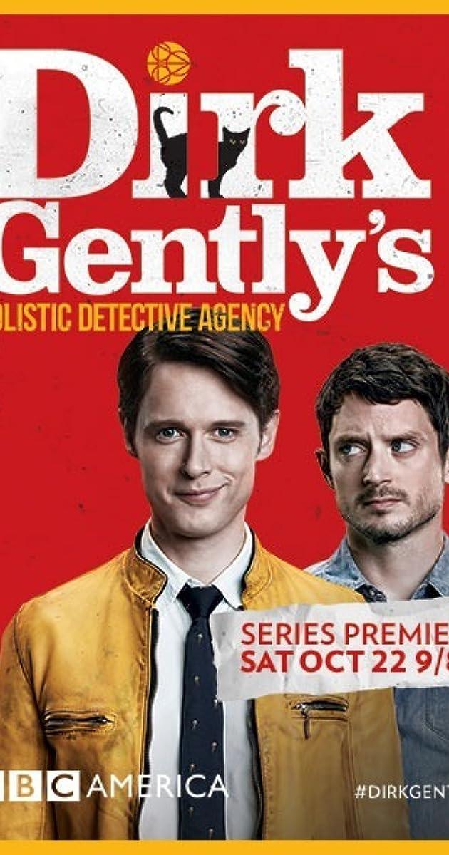 Dirk Gently's Holistic Detective Agency (TV Series 2016–2017